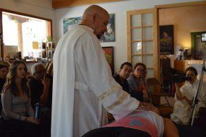 Ruach Healing Workshop