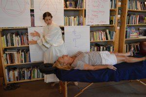 Ruach Healing, Rachael Zink
