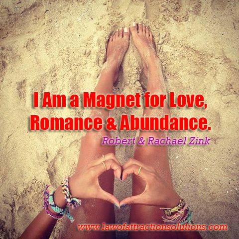 Magnet for Love